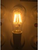 Filament Leuchte im Lieferumfang unserer Treibholz Design Lampen enthalten